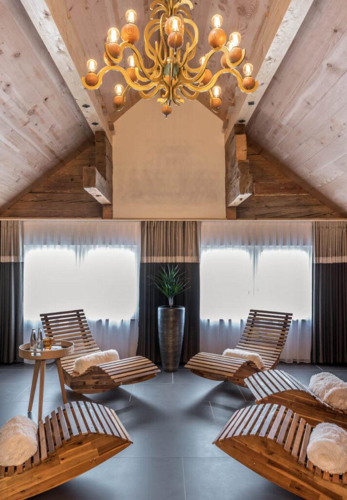 Spa im Hotel Bären in Gonten, Appenzell